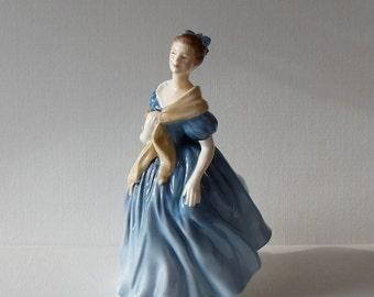 Vintage Adrienne Royal Doulton Figurine England