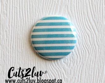 """Badge 1 """"line blue"""