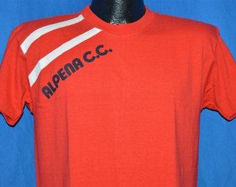 70s Alpena Community College Champion t-shirt Medium
