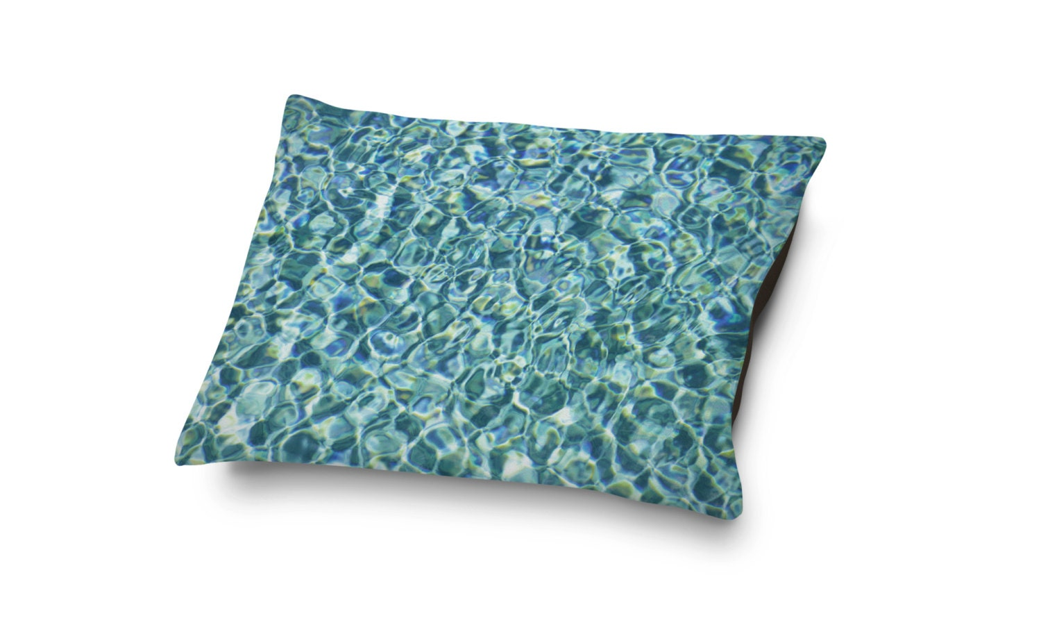 Pool water pet bed swimming pool water design pet by for Swimming pool bed