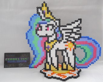 My Little Pony: FiM - Princess Celestia Bead Sprite