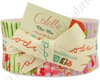 Moda Jelly Roll Colette Fabric Strips 33050JR