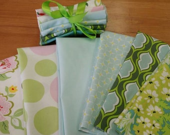 Heather Bailey! Free Spirit Fat Quarter Bundle Nicey Jane