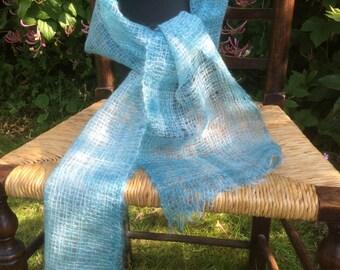 Thistledown gossamer scarf - Doverseas.