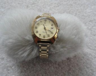 Swiss Made Vintage Jules Jurgensen Ladies Self Winding Watch