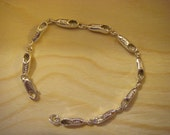 Sterling Silver Ghillie Bracelet