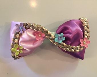 Rapunzel Princess Bow