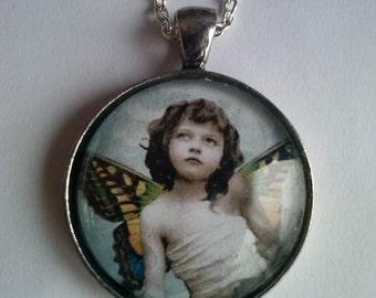 vintage angel angels fairy kawaii