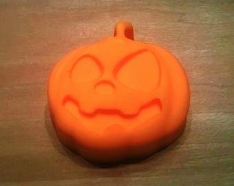 Haunted Jack-O-Lantern Soap