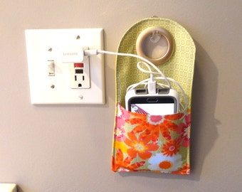 Cell Phone Charger Station Cozy