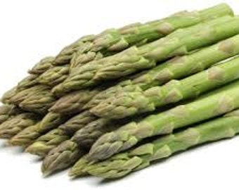 ASPARAGUS VEGETABLE SEEDS 25 Fresh seeds ready to plant in your garden