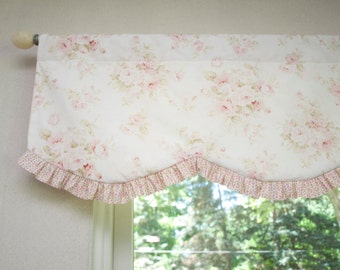 vintage floral rose pink and ivory shabby chic baby pink and ivory cream baby room