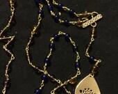 RESERVED FOR IBI Kemetic Prayer Beads for Hethert