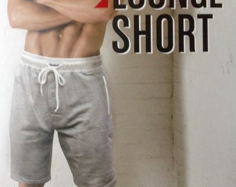 YOU customize lounge shorts for the groom, groomsmen, father of bride