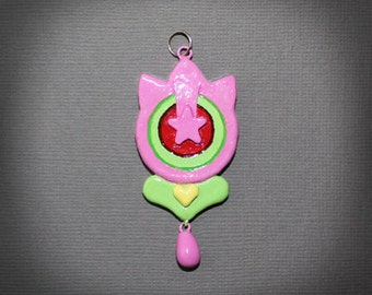 Pastel Yumi, the Magic Idol inspired - Yumi's pendant