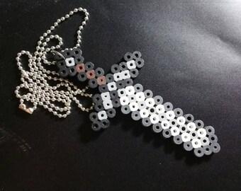 Minecraft necklace