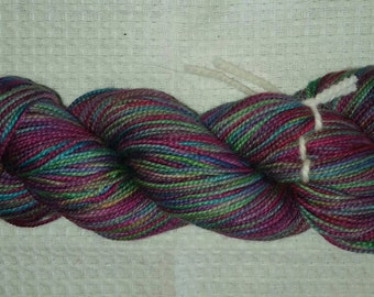 Into the Forest - Hand Painted Sock Yarn