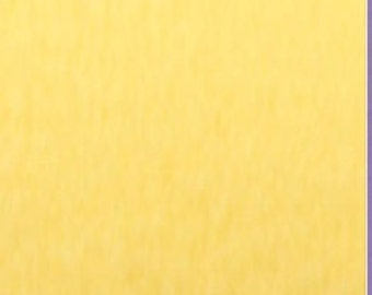 Yellow Blizzard Fleece Fabric