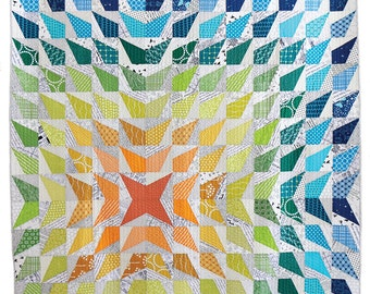 Wavelength PDF Quilt Pattern