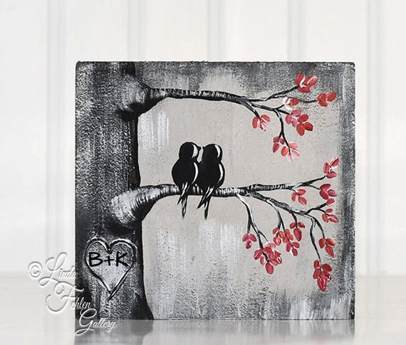 Gifts For Newly Wed Couple: Custom Wedding Gift For Couple Gift For Newlyweds Rustic Gift
