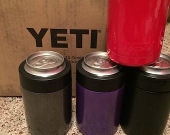 Yeti powder coated colster
