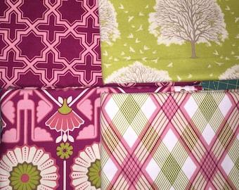 Joel Dewberry, Fabric, Modern Meadow, Fat Quarter Set, Stash Builder, Designer Fabric, Free Spirit Fabrics