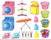 50% OFF SALE Laundry clip...