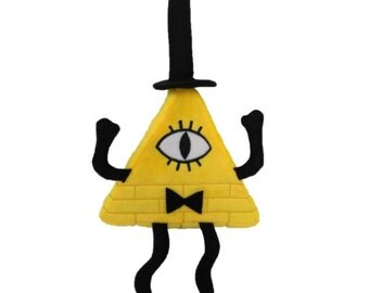 Gravity Falls - Bill Cipher Plush