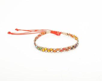 Colorful Eco Friendly Bracelet