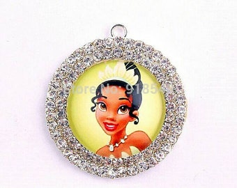 Princess Tiana Pendant-Qty:1