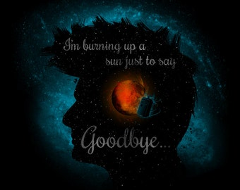 Just to Say Goodbye - Doctor Who Shirt | T-shirt for Women Men | Funny t-shirt for kids