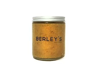 BERLEY'S Moisturizing Body Scrub | Vanilla & Honey (For Normal Skin)