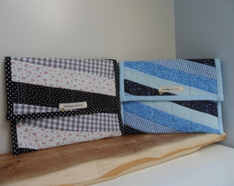 Tablet cover & Mobile Phone cover- Quilted