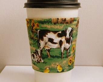 Coffee Cup Sleeve Cozy Take Out Cup Sleeve Take Out Coffee Cup Cozy Take Out Coffee Cup Sleeve