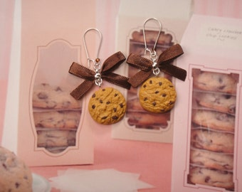 earrings cookies