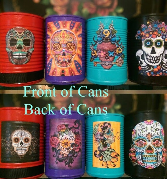 4 day of the dead d a de los muerto by sweetvintagedesignco for Day of the dead craft supplies