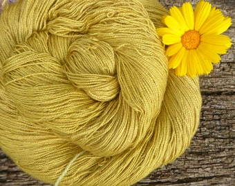 Baby CAMEL and SILK, Laceweight, Mollycoddle Yarns, Hand dyed wool, Lace, shawl, 100 gms, 800 mts