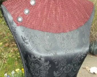 Crochet Pattern - Pop! Cowl