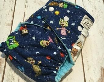 Snoopy (Peanuts) Ai2 Cloth Diaper
