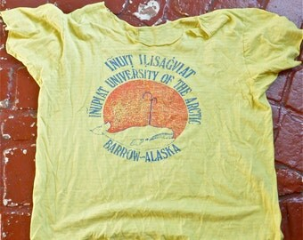 Barrow Alaska University T-Shirt
