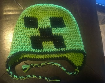 Minecraft Inspired Hat