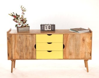 Scandinavian design buffet