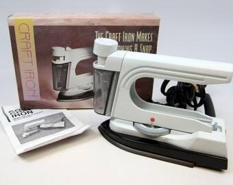 Clover Compact Craft Iron Model No B-68SP