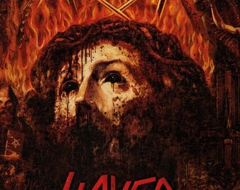 Slayer - Repentless - Poster - Free Shipping