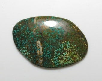 Turquoise - Fancy Shape Cabochon size  - 41x61 mm  - weight - 93.00 crt