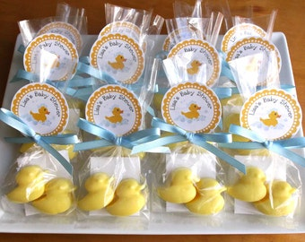 Duck Baby Shower Favors   Girl Baby Shower Favors, Baby Shower Favors Boy,  Baby