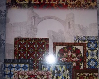 ON SALE The Quilts of Camelot Pattern Book; In the Beginning by Jason Yenter; PB