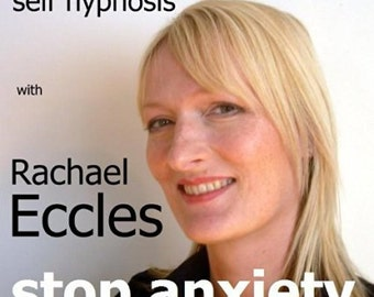 Stop Anxiety, Anxiety Relief Self Hypnosis, Hypnotherapy CD