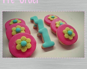 "Girly Sugar Cookie 2"""