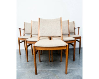 Unavailable listing on etsy for Dscan dining room set